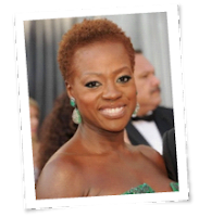 Viola Davis Curly Hairstyle