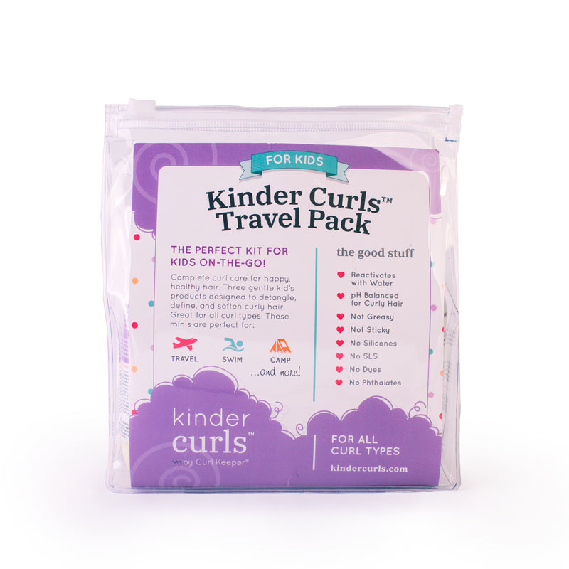 Kinder Curls®  Travel / Starter Pack