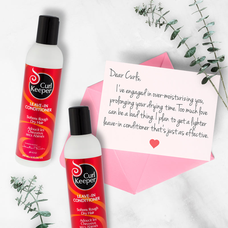 Curl Keeper® Leave-In Conditioner