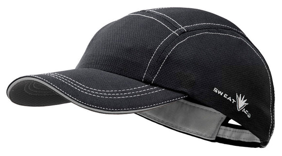 Race Hat with Contrast Stitching