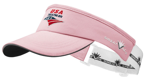 USAT Performance Race Visor