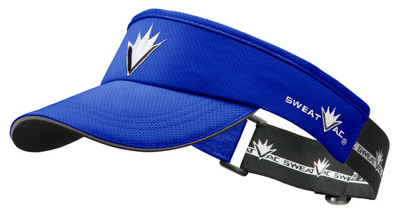 SweatVac Performance Race Visor Vburst