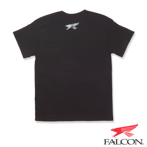 Falcon Heritage T-Shirt Black