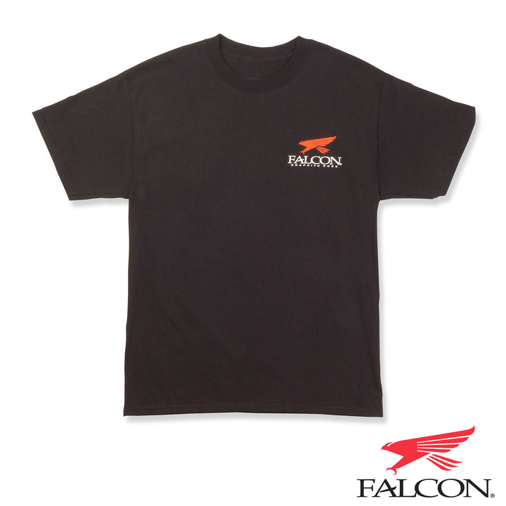 Falcon T-Shirt Black