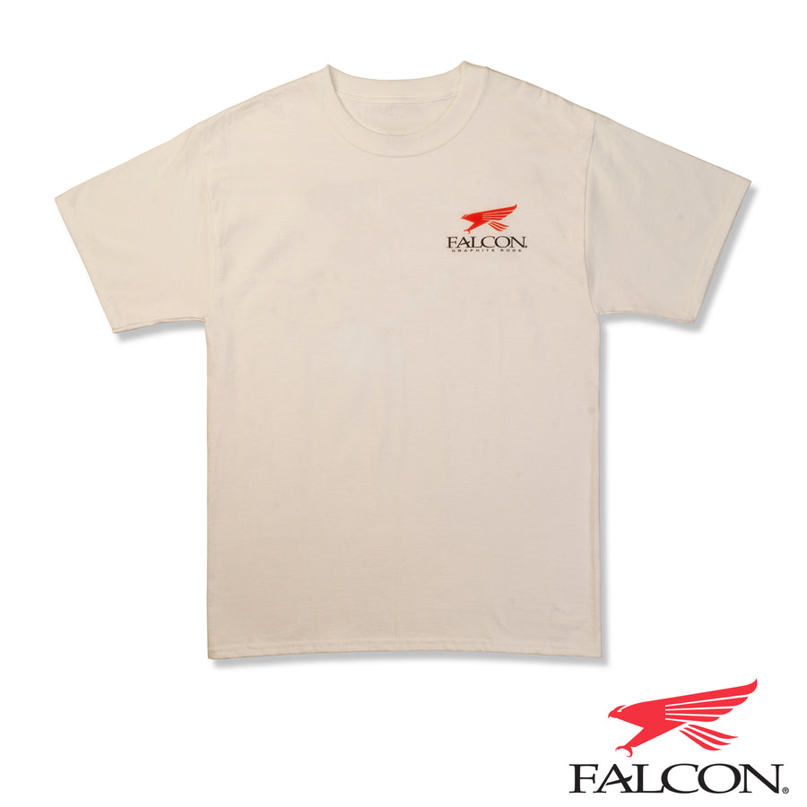 Falcon T-Shirt White