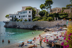 Cassis Plage II