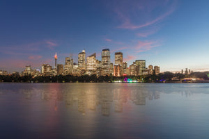 Sydney City Reflection III