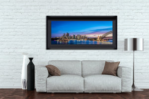 Sydney City Skyline II
