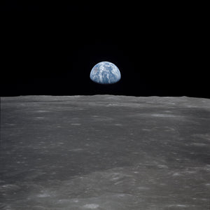 Earth Rising - Apollo 11