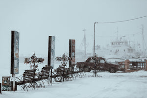 Freezing Irkutsk II