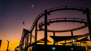 The Nighttime RollerCoaster