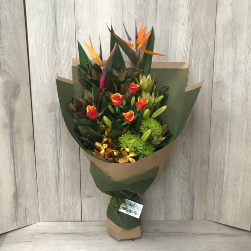 Large Modern Bright Bouquet