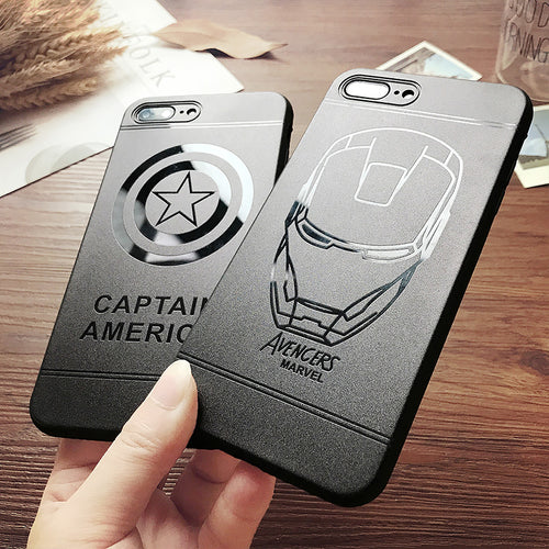 Marvel The Avengers Matte Case