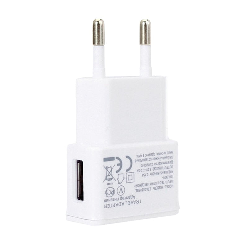 USB Charger Adapter For Samsung Galaxy