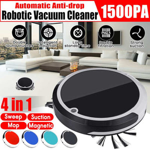 Rechargeable  Auto Cleaning Robot