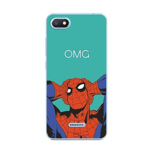 For Xiaomi Silicone Cases