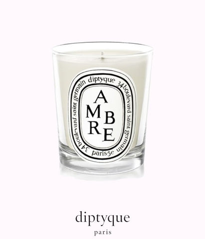 DIPTYQUE ambre candle 190g