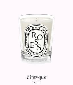 DIPTYQUE roses candle 190g