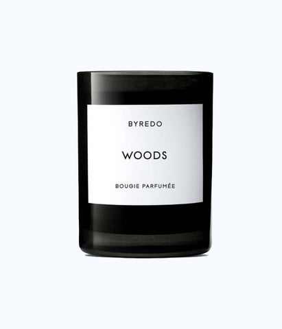 BYREDO woods candle 240g