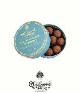 Charbonnel et Walker english afternoon tea truffles 115gr
