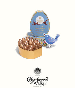 Charbonnel et Walker Gianduja sea salt Easter eggs 200gr
