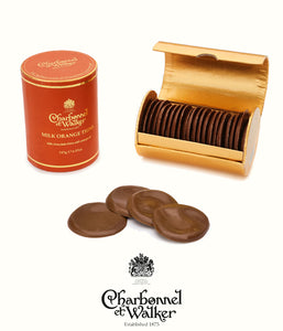 Charbonnel et Walker chocolate thins 195gr