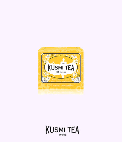 KUSMI TEA bb detox teabags