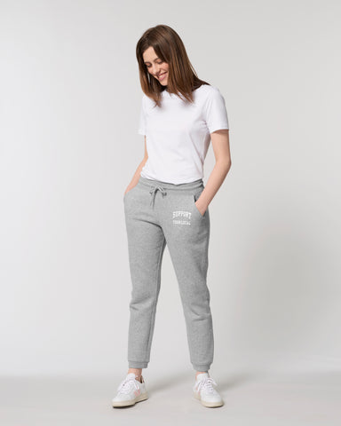 SUPPORT YOUR LOCAL womens jogging pants