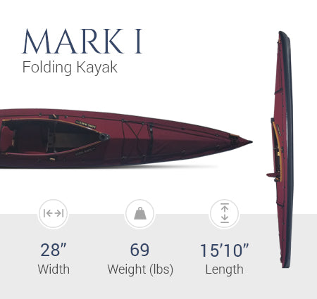 Long Haul Mark I Folding Kayak