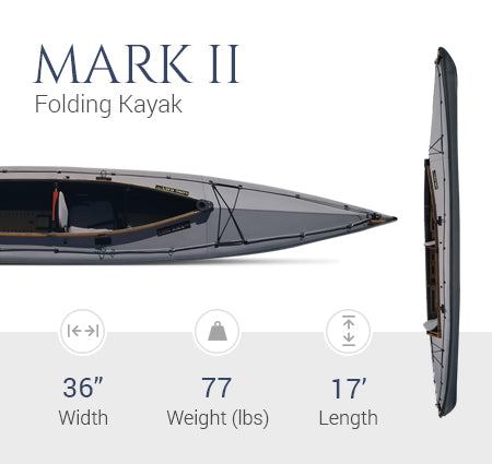 Long Haul Mark II Folding Kayak