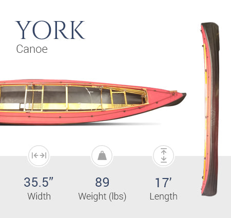 Long Haul York Folding Canoe