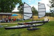 Long Haul Folding Kayak for Sailing