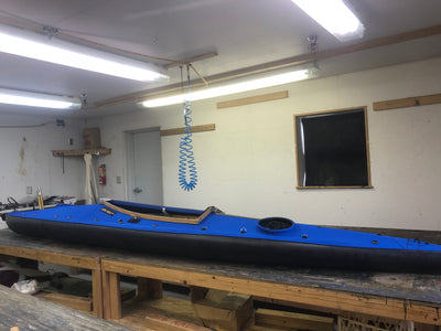 Klepper Replacement Deck and Hull