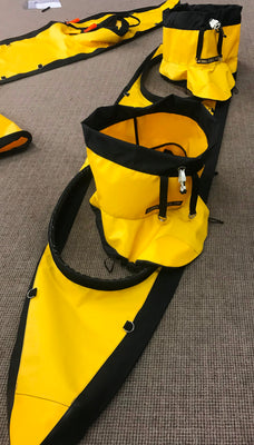 Folding Kayak Spray Cover
