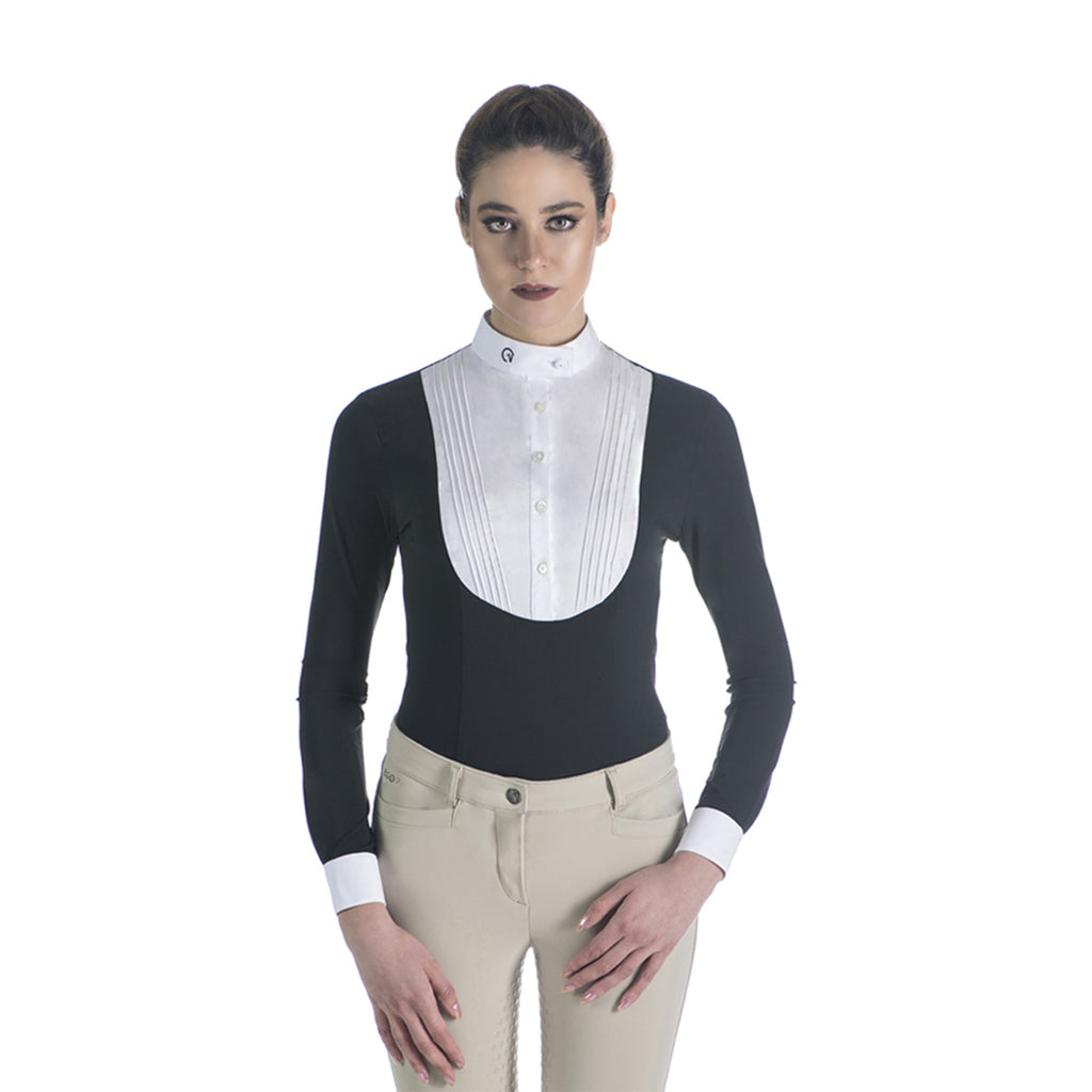 Bavero Top Long Sleeve