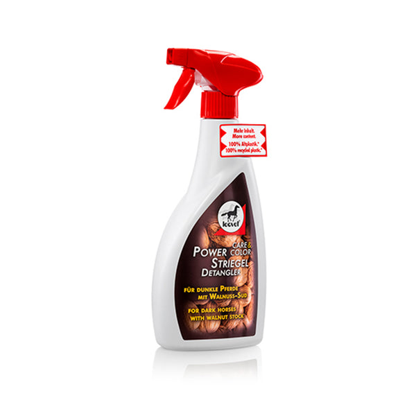 Power Detangler Walnut