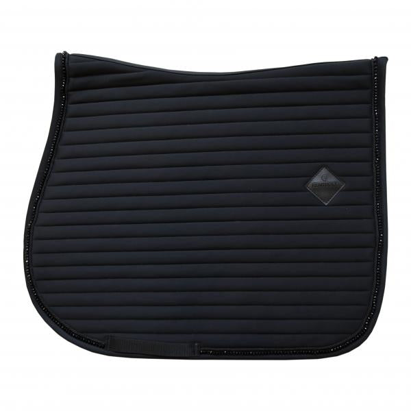 Saddle Pad Pearls show jumping