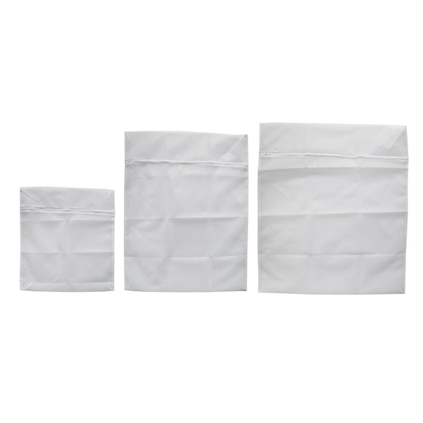 Washing Bags White Set