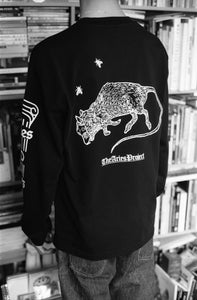 i-D x Aries Arise Long Sleeve Top