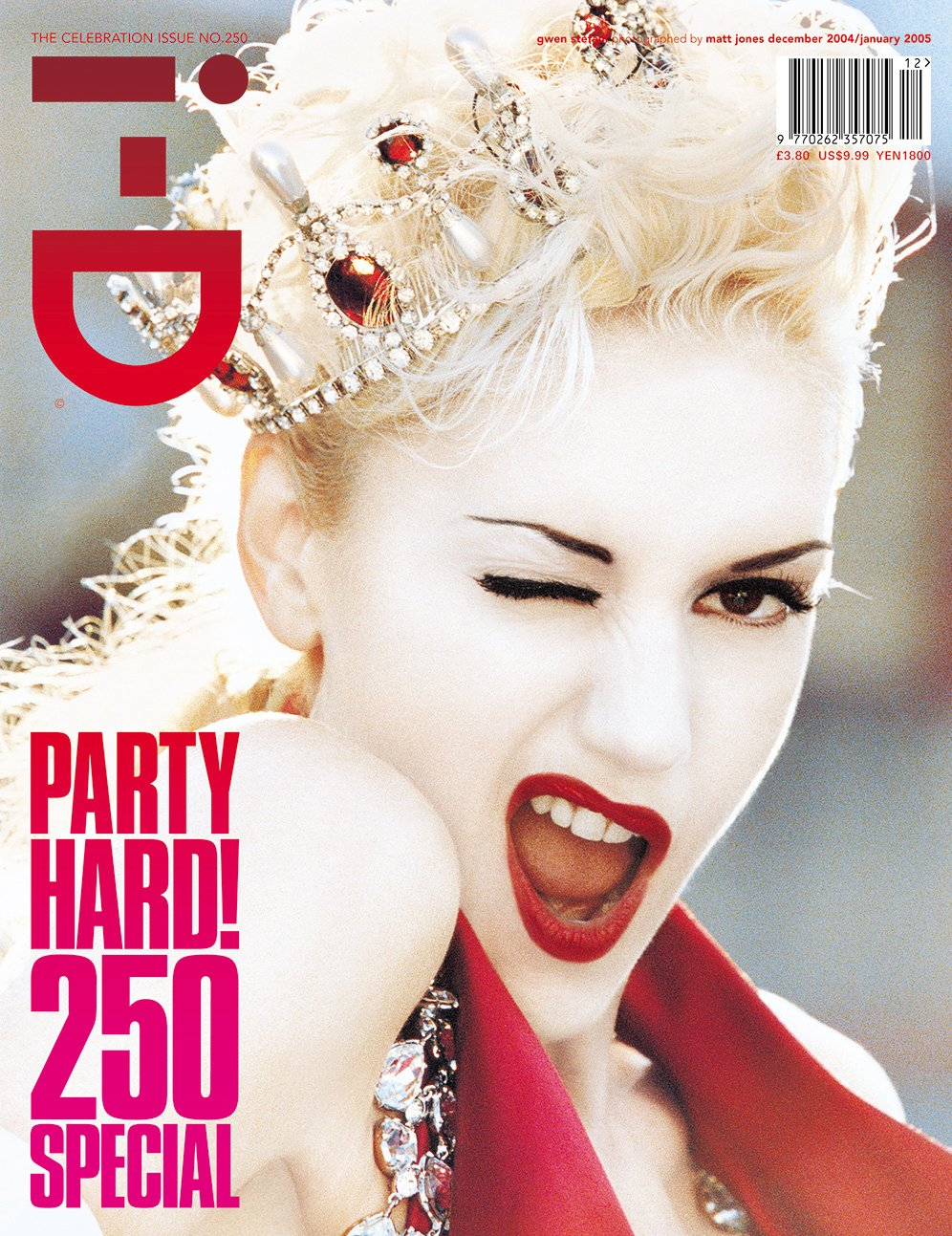 250. THE CELEBRATION ISSUE