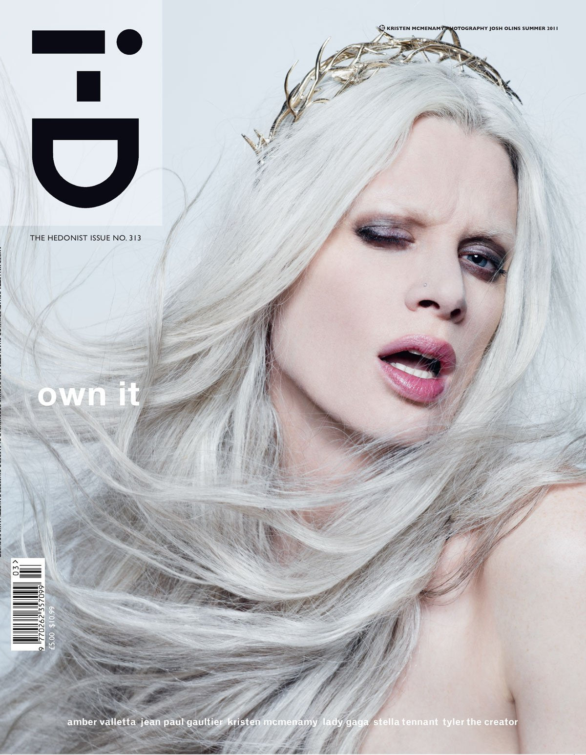 313. THE HEDONIST ISSUE
