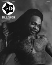 i-D up + rising Zine