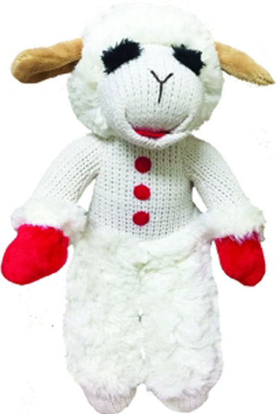 Lamb Chop Dog Toy - Wagging Online