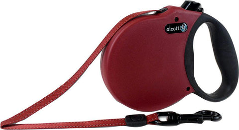 Alcott Retractable Leash Up To 65 Pounds - Wagging Online