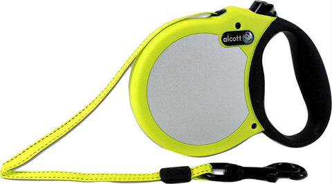Alcott Retractable Leash Up To 110 Pounds - Wagging Online
