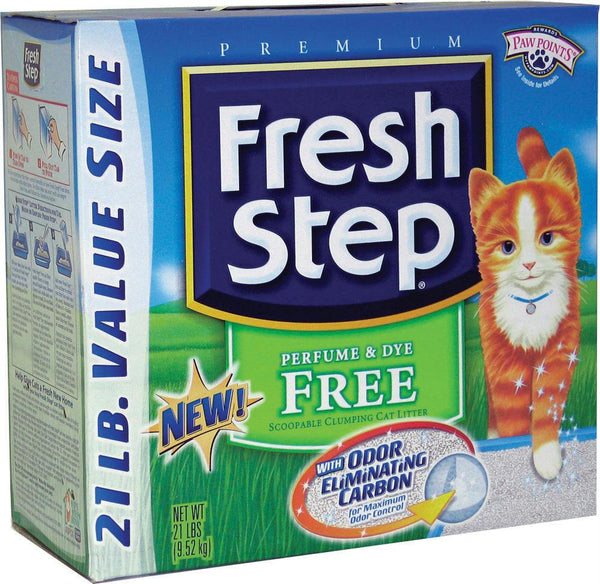 Fresh Step Ultra Unscented Litter - Wagging Online