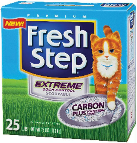 Fresh Step Extreme Clumping Cat Litter - Wagging Online