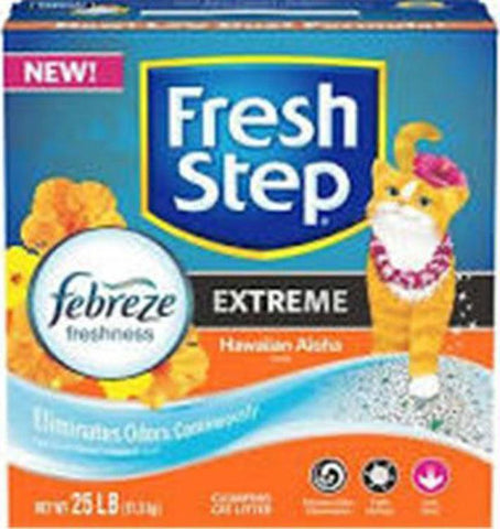 Fresh Step Extreme Litter With Febreze - Wagging Online