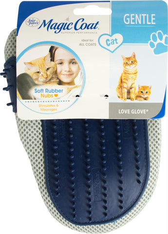 Love Glove Grooming Mitt For Cats - Wagging Online