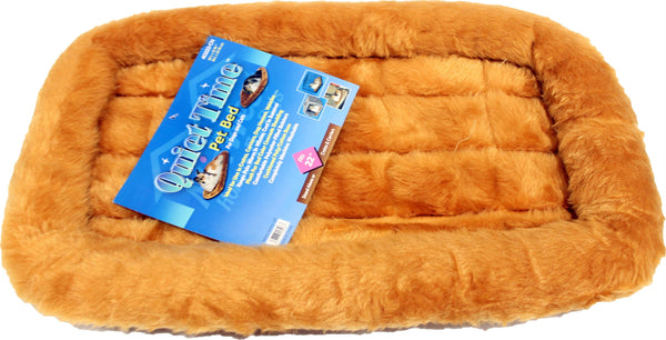 Quiet Time Sheepskin Bed - Wagging Online